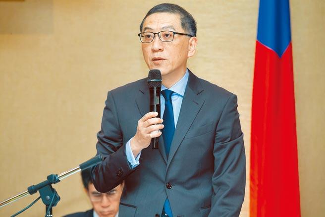 中國信託金控總經理吳一揆。(本報資料照片)