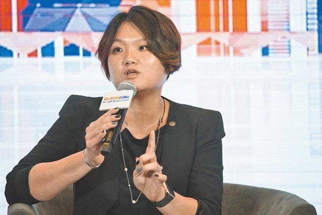 中國平安集團聯席首席執行官陳心穎。(視覺中國)
