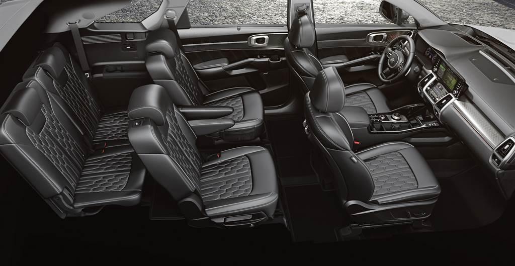 預售價 139.9 萬三規格,KIA Sorento 第四代 6 人座/ 7 人座在台預售起跑