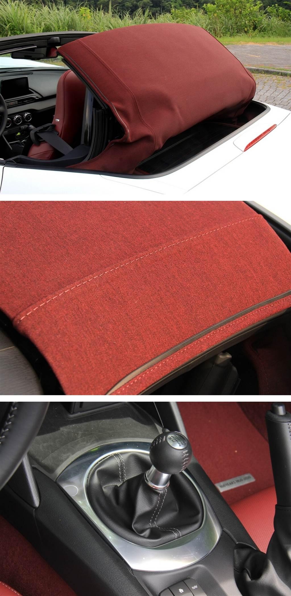 手排配上Mazda百週年紀念的MX-5 再也沒有比這更夢幻的組合了