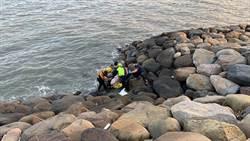 鹿港吉安海堤發現溺斃男子 疑似外籍移工