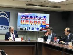 美國大選結果不影響美中對抗 學者籲台灣做到這兩點才能避險