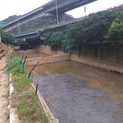 預防洪災 大窠坑溪辨理清疏