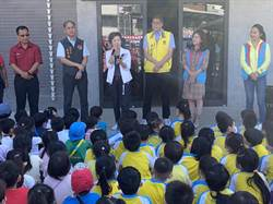 苗栗縣消防局第2大隊 舉辦小小消防營