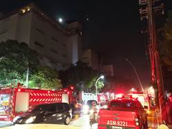 桃園龜山工業區火警 7消防過敏送醫所幸無大礙