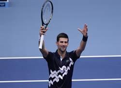 維也納網賽》第一盤打得糟 喬帥直呼贏得幸運