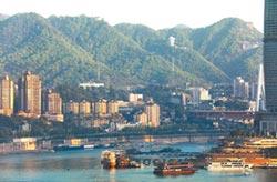 重慶超越廣州 北上廣深格局不變