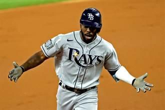MLB》光芒背水一戰 恐怖菜鳥敲第10轟再破紀錄