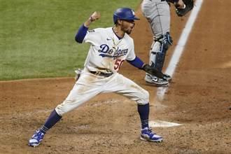 MLB》光芒苦吞16K 道奇隔32年奪世界大賽冠軍