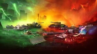 迎接萬聖節 家用主機《戰車世界:僱傭兵》推出 「喚醒怪獸」遊戲模式