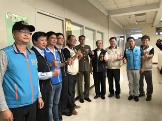 台中市豐原後備軍人輔導中心 辦公室揭牌啟用