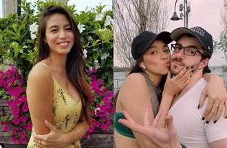 26歲港姐情斷牙醫戀洋男 交往半年驚曝「大肚孕照」嚇壞網