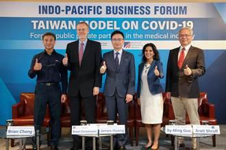 2020年印太商業論壇台灣主題會議登場 聚焦醫療防疫