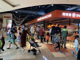 大江購物中心加碼「餐廳美食版周年慶」