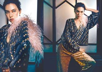 溫慶珠展店放煙花 微風信義打造現代藝術時尚館