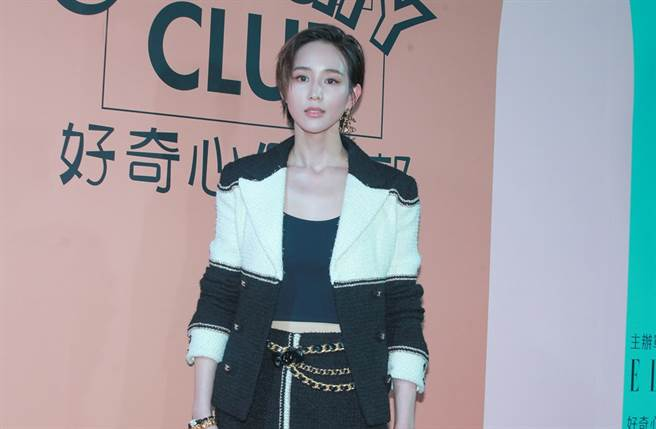 張鈞甯是演藝圈的氣質女神。(圖/本報系資料照片)