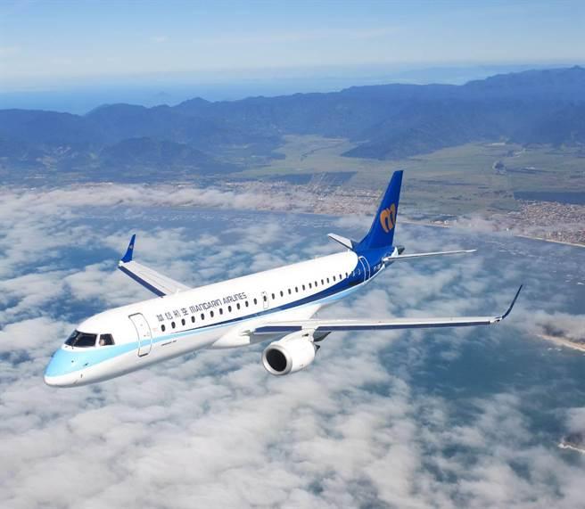 華信航空推出7天6夜的環島行程。(華信航空提供/陳祐誠傳真)