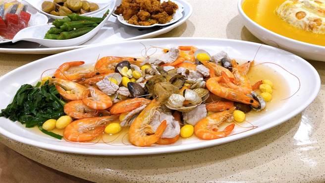 來嘉吃美食,市府將行銷推薦優良的團客餐廳。(嘉義市政府提供)