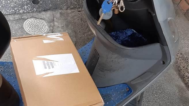 一名網友於臉書抱怨,要寄給朋友的包裹被阿北當成回收,出面制止卻被回嗆,令他十分不滿。(圖/翻攝自爆怨2公社)