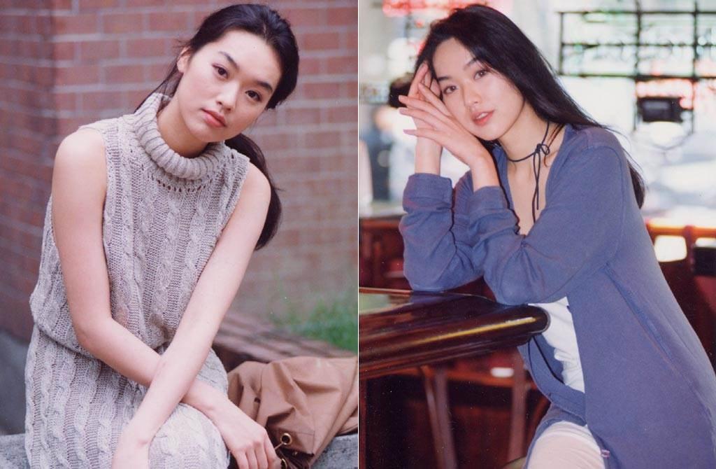 王靜瑩15歲就因美貌被相中出道,被認為是台灣初代超模代表人物。(中時資料照片)