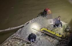 台中南投交界處發現男性浮屍 死因身份待查