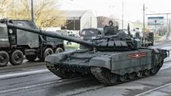 俄罗斯向争议地区南千岛群岛部署T-72B3战车