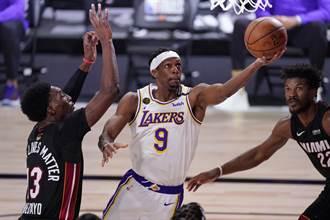 NBA》不只湖人要留 快艇遭爆全力爭搶隆多
