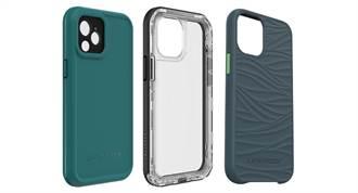 LifeProof為蘋果iPhone 12系列推出專用手機保護殼