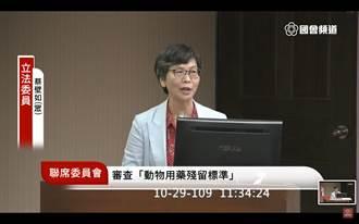 風險評估報告僅2012年舊資料 蔡壁如:政府打臉自己