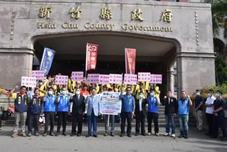 勞動黨挺勞工 要求竹縣府嚴格把關萊豬零檢出