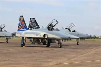 別怪F-5E成「老」虎  國外已升成「超級虎」