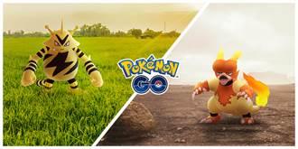 《Pokémon GO》11月社群日鴨嘴火獸和電擊獸連袂登場
