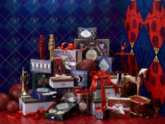 頂級保養SABON耶誕禮盒超美!以胡桃鉗幻遊打造耶誕限定系列
