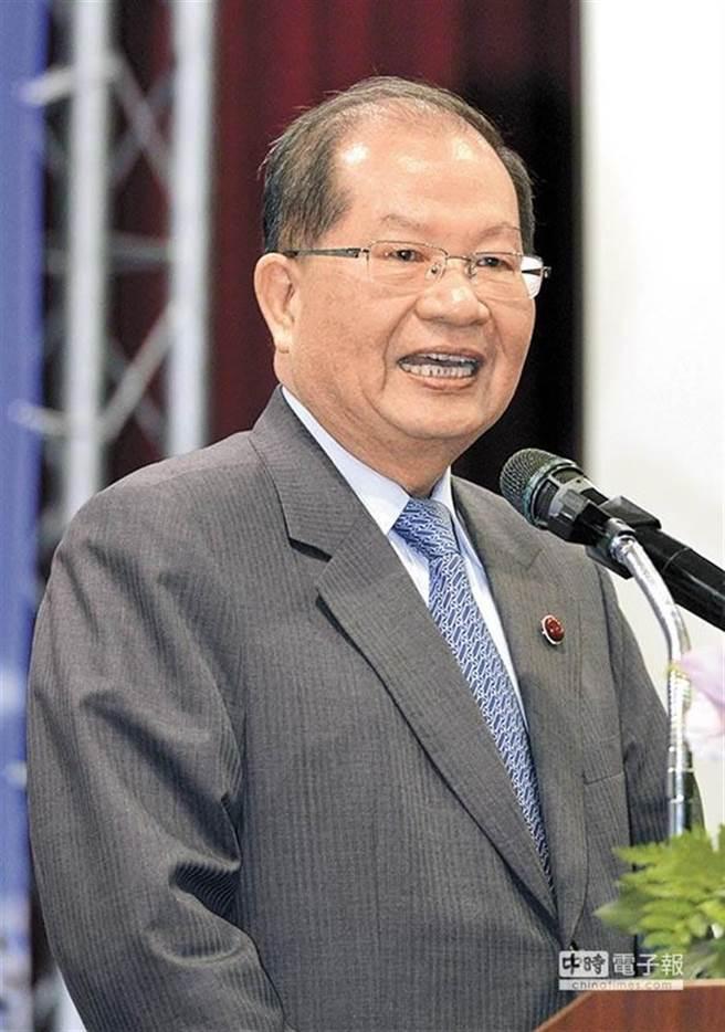 陳勝宏。本報資料照片