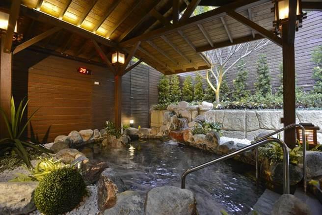 台北晶華酒店攜手北投大地酒店,即日起推出「大地共好、二泊四食雙享假期」。(晶華提供)