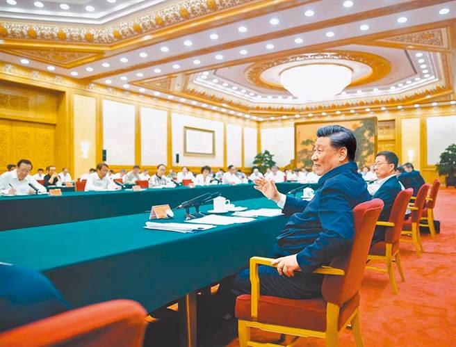 中共第19屆五中全會提出,到2035年基本實現社會主義現代化遠景目標。圖/新華社