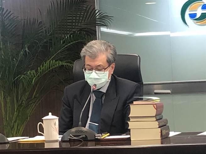 銀行局副局長黃光熙。圖/魏喬怡