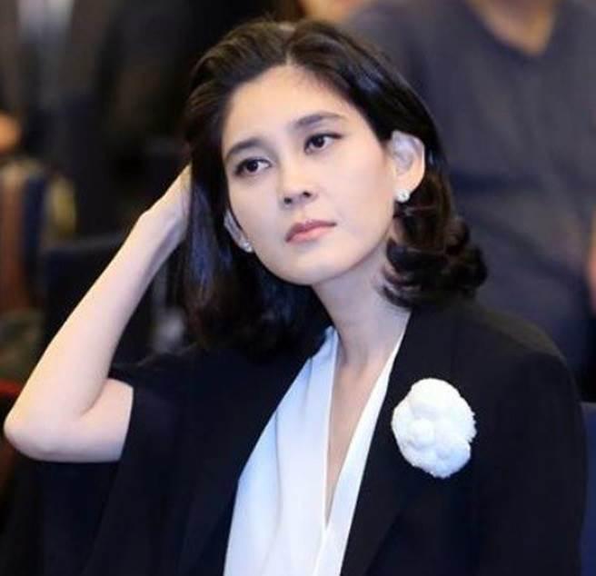 韓國最美富二代李富真。(取自韓網)