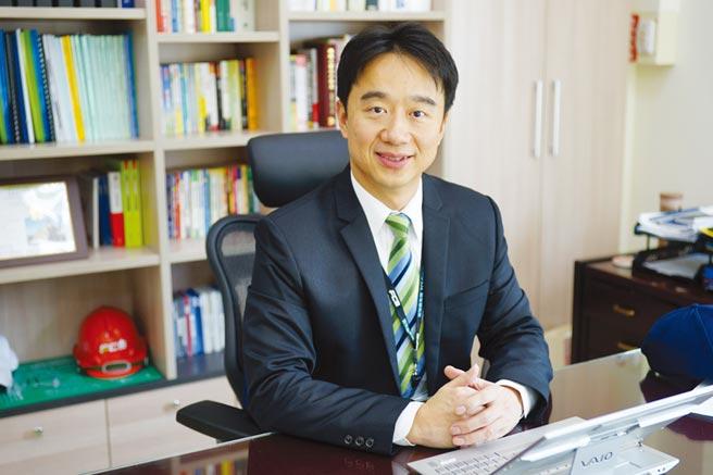 富強鑫集團(FCS)執行長王俊賢。圖/業者提供