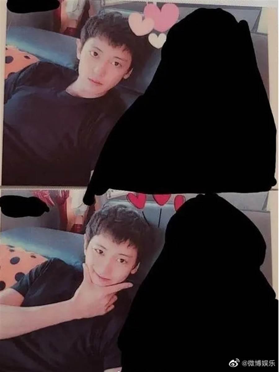 EXO燦烈遭前女友踢爆「忙著玩多人運動」超渣行為惹眾怒(圖/微博@微博娱乐)