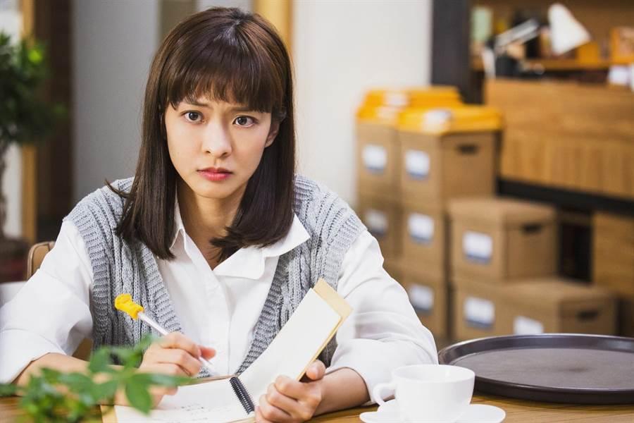 《王牌辩护人》叶星辰饰演律师助理。(东森提供)