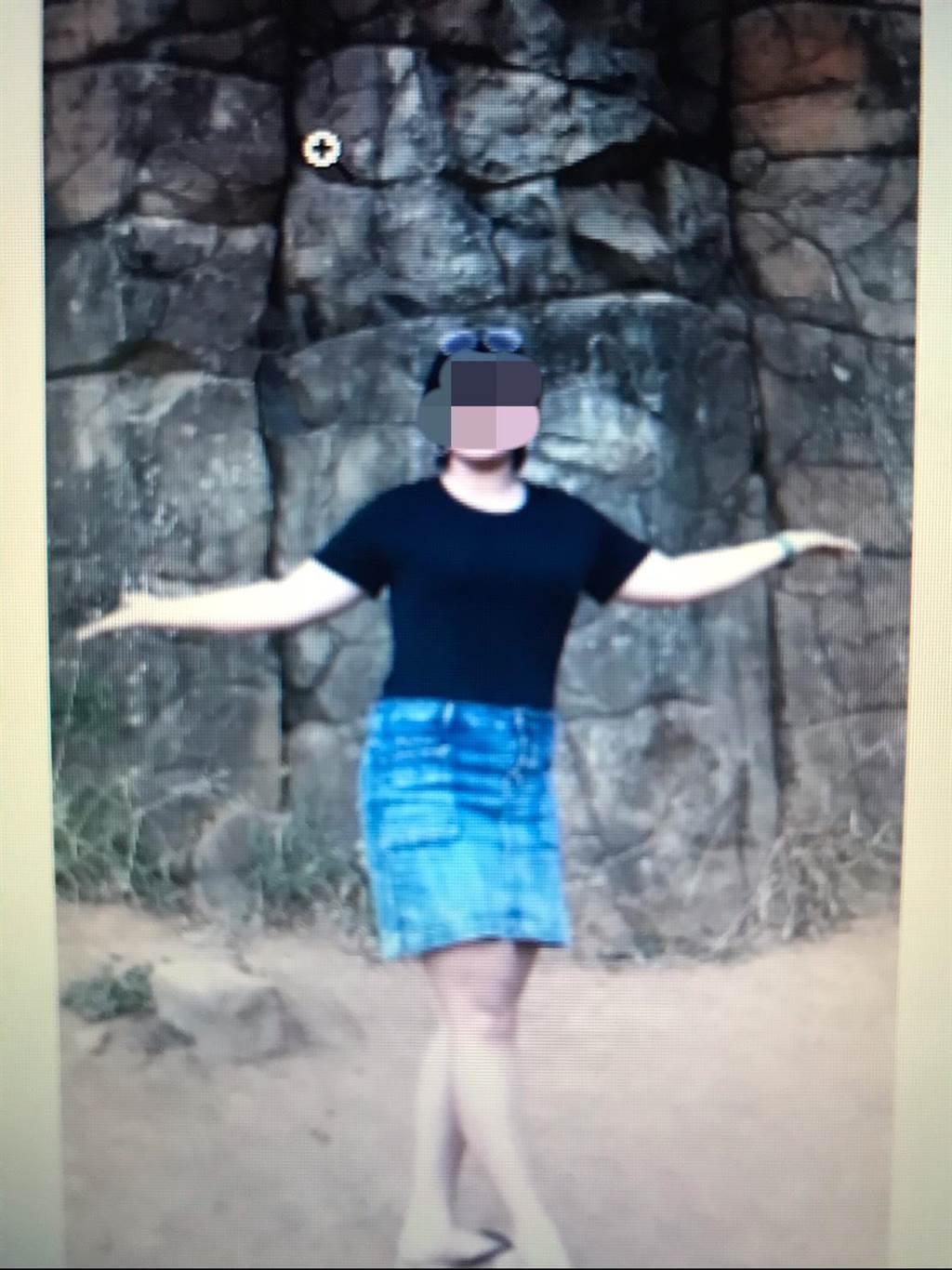 長榮大學馬籍鍾姓女大生,未逃出兇嫌魔掌遇害。(讀者提供/曹婷婷台南傳真)