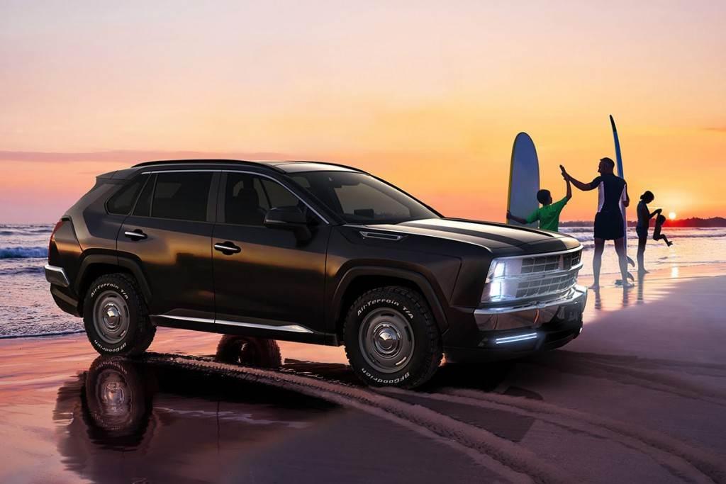 創廠首款 SUV,Mitsuoka 光岡自動車 Buddy 以 RAV4 詮釋新美式休閒價值!