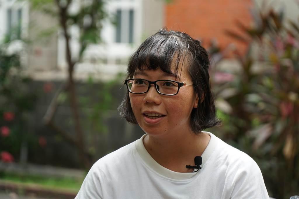 第七屆移民工文學獎首獎〈殯儀館前鳥叫聲〉由來自越南的新移民武豔秋創作。(移民工文學獎提供)