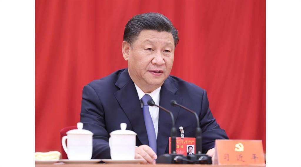 中共总书记习近平10月26日至29日出席中共十九届五中全会。(摘自中国政府网)