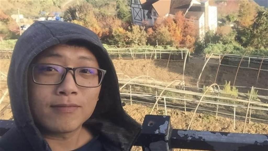 28岁凶手梁育志 (图/翻摄自脸书)