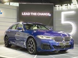 BMW全新5系列 掀豪華中型房車大戰