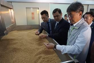 台中8農會組隊救蕈菇產業 啟用菇類菌種栽培廠