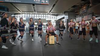 「原音天籟音樂節」暖身快閃獻唱驚艷高鐵車站