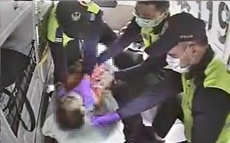 疑窗邊玩耍摔落 新竹小男童5樓墜下 緊急送醫